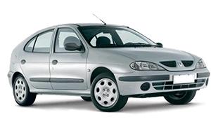 Cena auspuha Renault Megane I